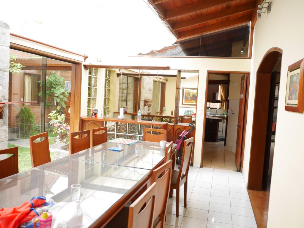 In Lima hat Diospi Suyana ein super schönes Gästehaus in dem wir nun die ersten vier Nächte verbringen dürfen.