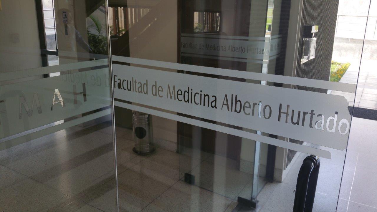 Die medizinische Fakultät der Universität Cayetano Heredia in Lima.