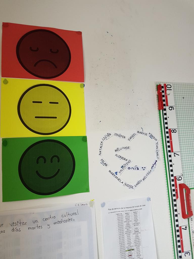 Wie lieb von den Schülern :-)