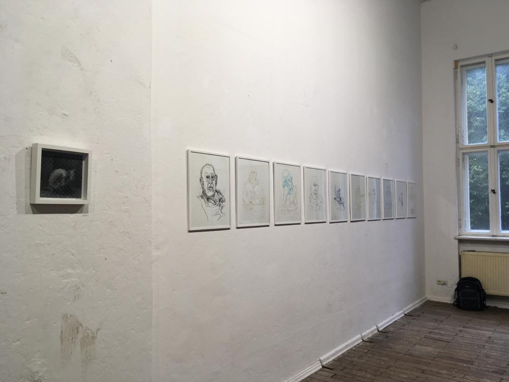 Pandemiegeburten, Kunstverein Alte Schule Baruth, Foto: Katrin Günther, 2020