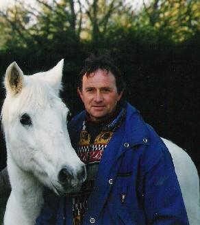 Gilles Le Mouellic en compagnie de White Granite