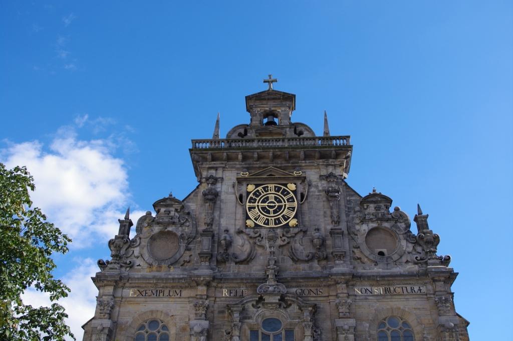 Stadtkirche Bückeburg - Fassadendetail
