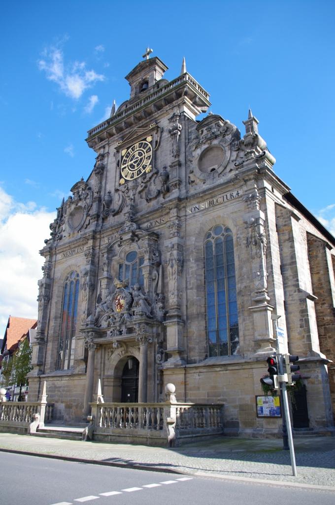 Stadtkirche Bückeburg aus dem 17. Jahrhundert