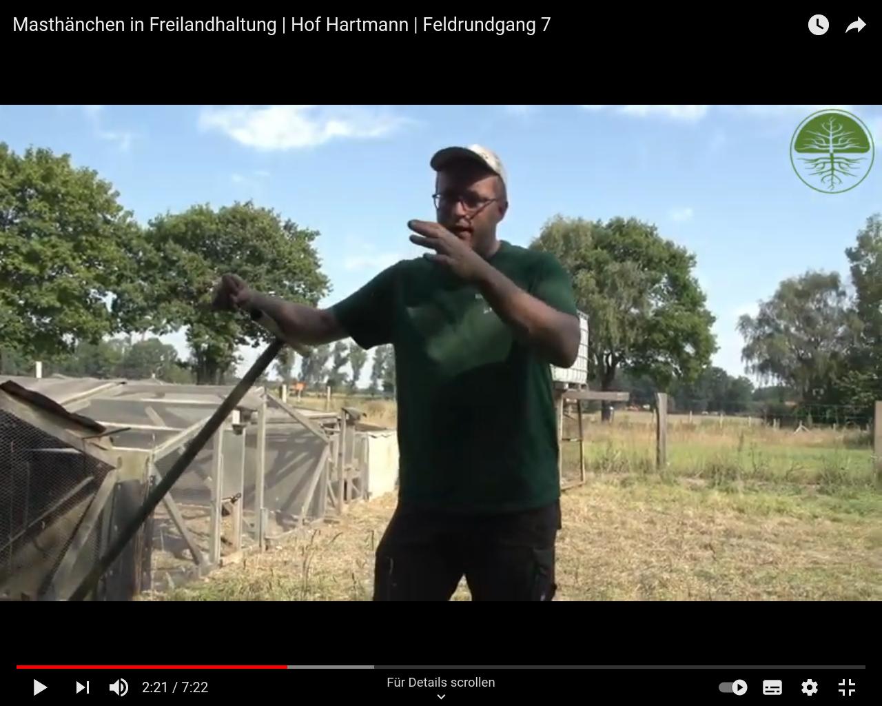 Hartmanns Hähnchen am Sa., 22.05.2021, 9-12 Uhr