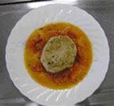 ハーブを使ったお料理紹介:ソーセージのトマトビネグレット