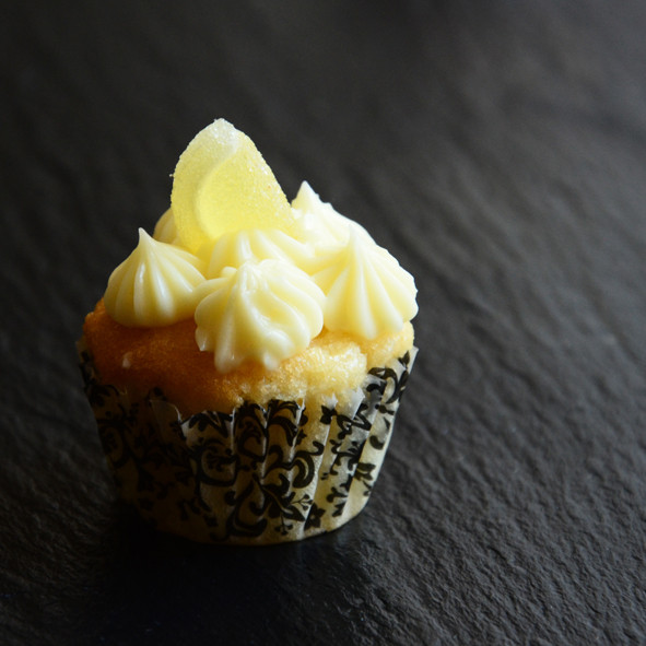 Cup Cake Zitrone