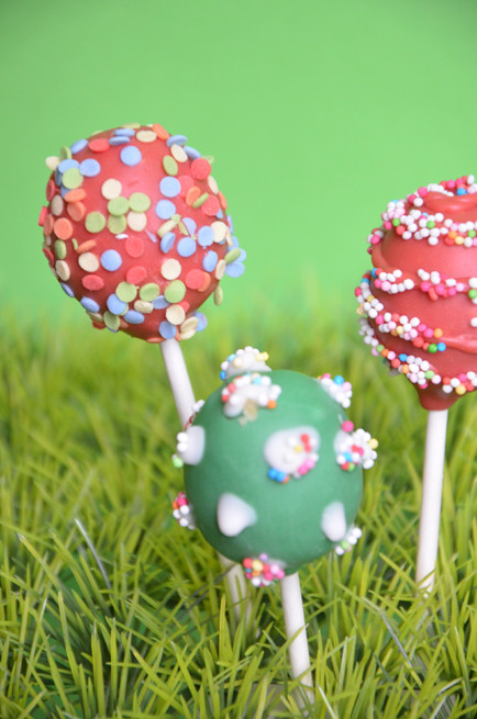 cake Pops zu Ostern