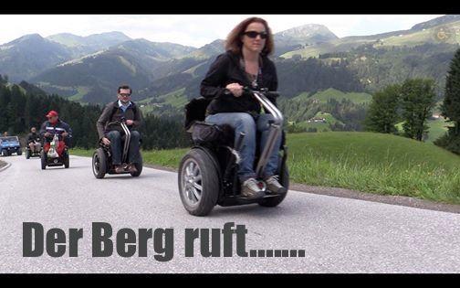myfrankie.de Elektro-Rollstuhl-Segway Kitzbühler Alpen