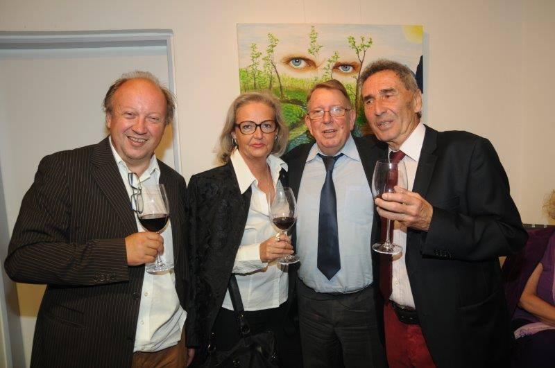 Pongruber, Falkensteiner-Braumann, Flatscher, Handlechner