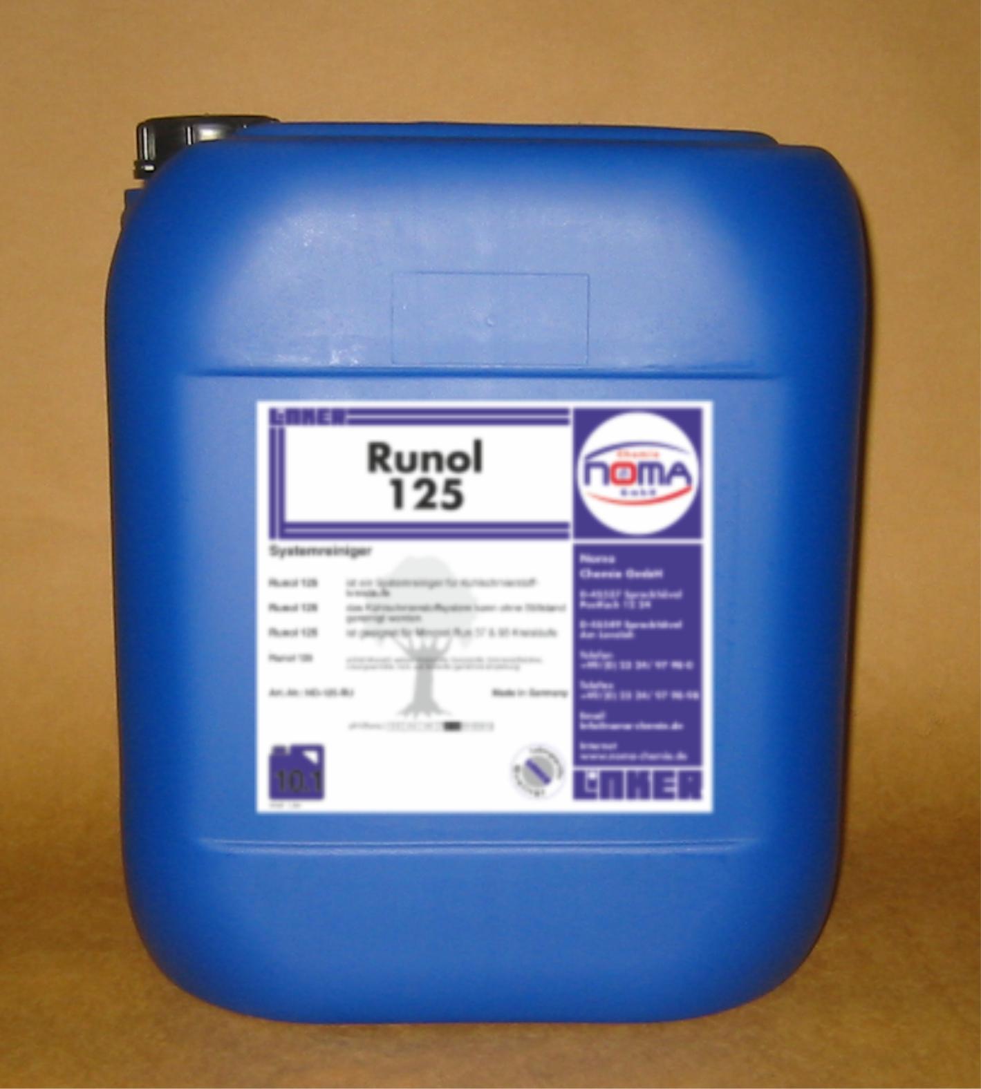 Ranol 125, Noma Chemie, Industriereiniger, Kuehlschmierstoffel