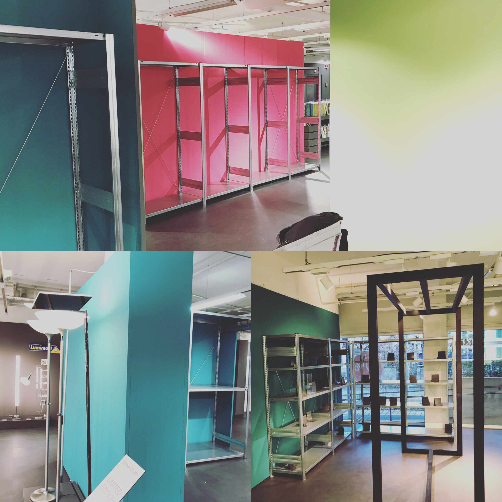 Umgestaltung Ladenlokal