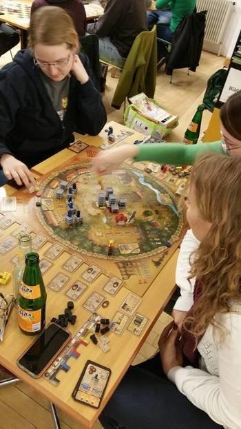 Pegasus Spiele Friedberg