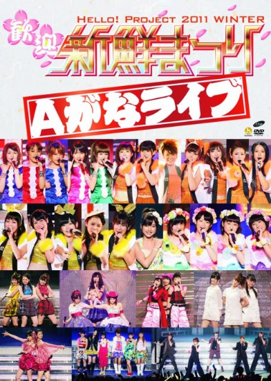 Hello! Project 2011 WINTER ~Kangei Shinsen Matsuri~ (DVD)