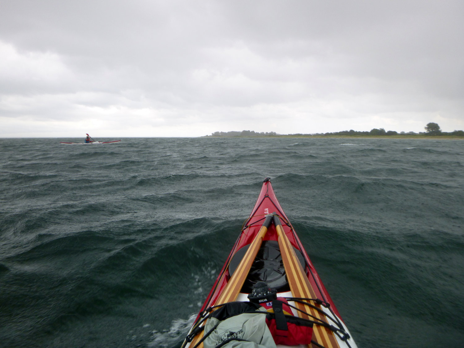 downwind is a quick one
