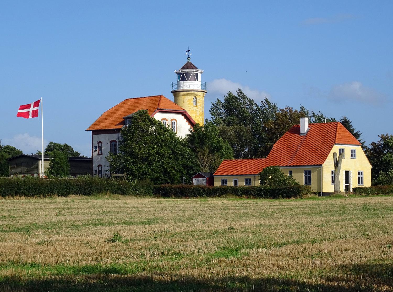 Der Leuchtturm von Augustenhof