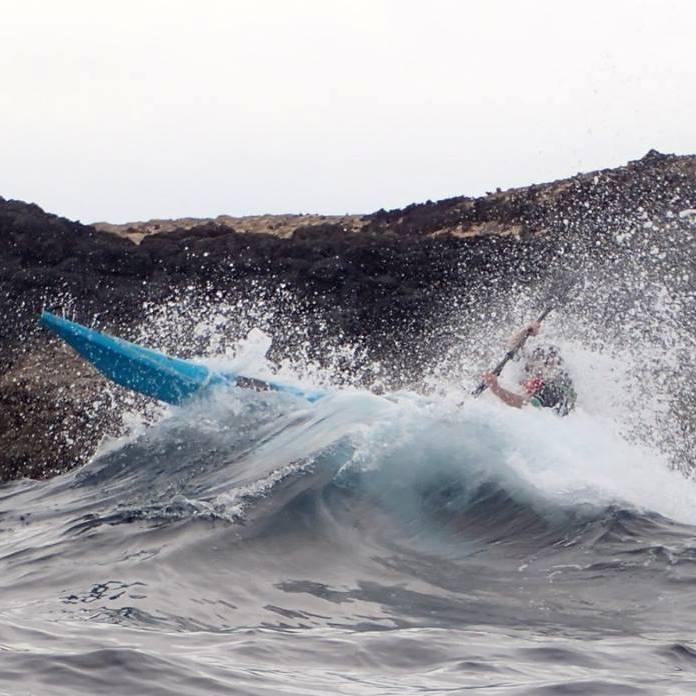 Splash! Spaß in den Wellen vor Lanzarote