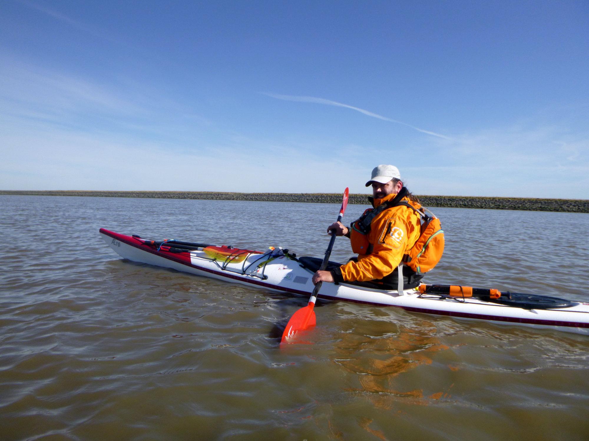 Elegante Wasserlinie und viel Platz im Boot: Norse Duva.