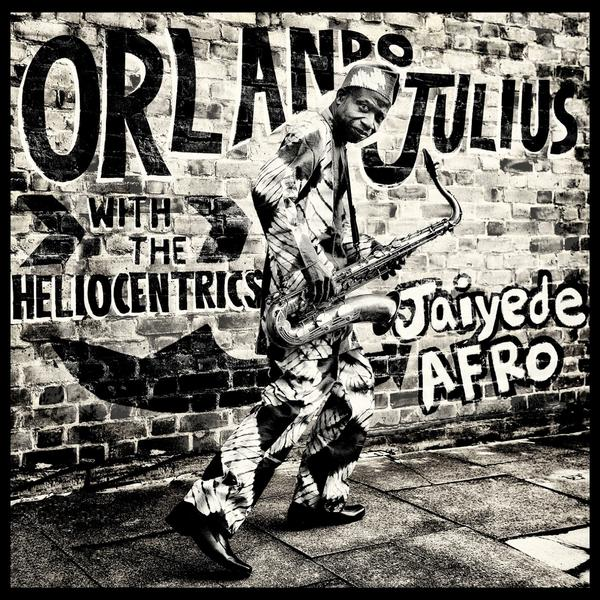 Afrobeat von Orlando Julius with The Heliocentrics (Nigeria/UK) in RPI Planet Afrika
