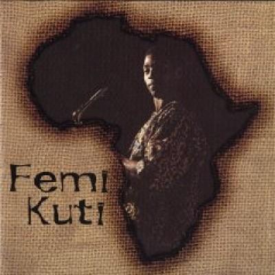 Femi Kuti in RPI Planet Afrika