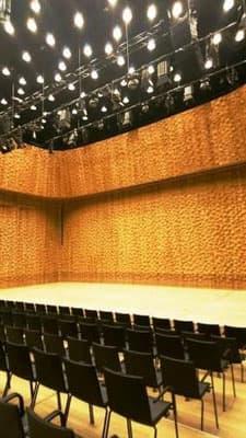 Elbphilharmonie - Der Kleine Saal - Bühne