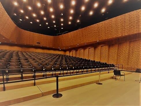 Der Kleine Saal der Elbphilharmonie
