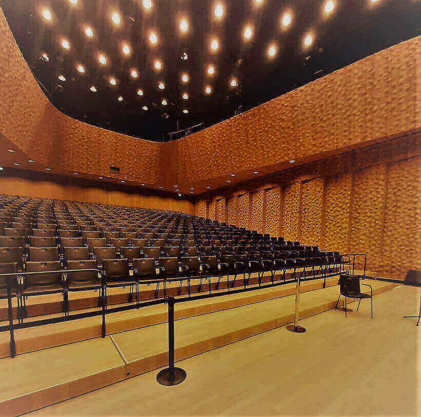 Elbphilharmonie-Führung & Hafenrundfahrt 20, Kleiner Saal 1