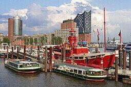 Elbphilharmonie & Hafenrundfahrt RU