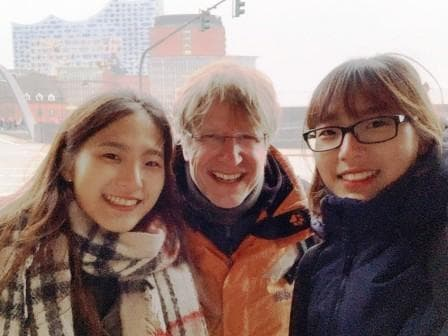 ElbPlaza Guide spricht nun auch Chinesisch