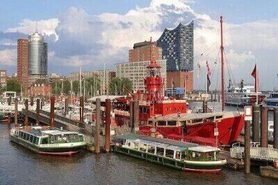 Hamburg Top 5 - Große Hafenrundfahrt