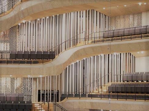 Die Klais-Orgel - Die Orgel der Elbphilharmonie