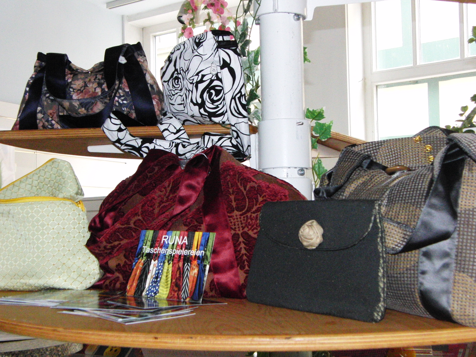 Taschen von Runa Klemm