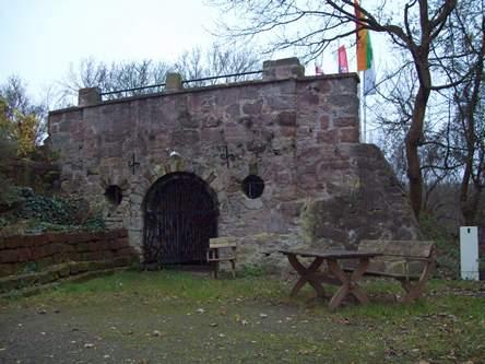 Nebengebäude der Burg