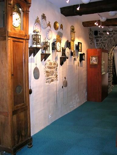 musée de l'horlogerie ancienne Fougères