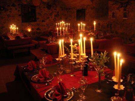 dinieren in der Waldburg