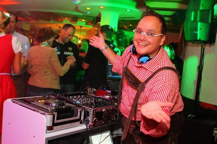 Hochzeits DJ Marco Maribello