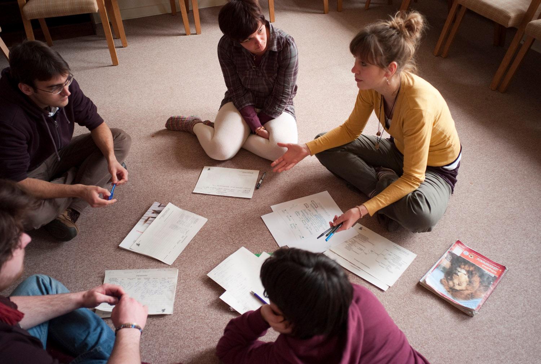 gewaltfreihandeln e.V.  -  ökumenisch Frieden lernen
