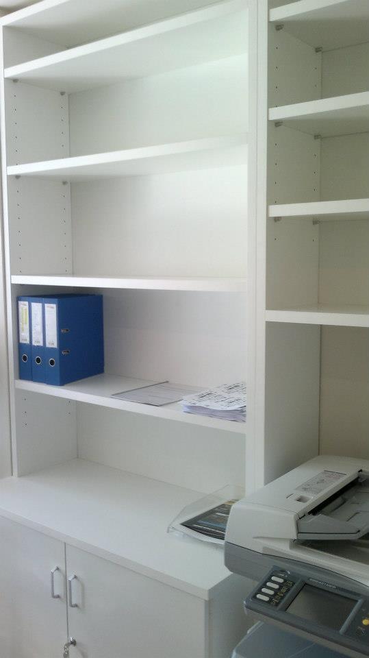 Módulo para impresora y archivo