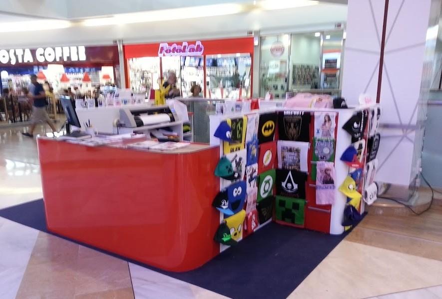 Isla / Stand para Centro Comercial