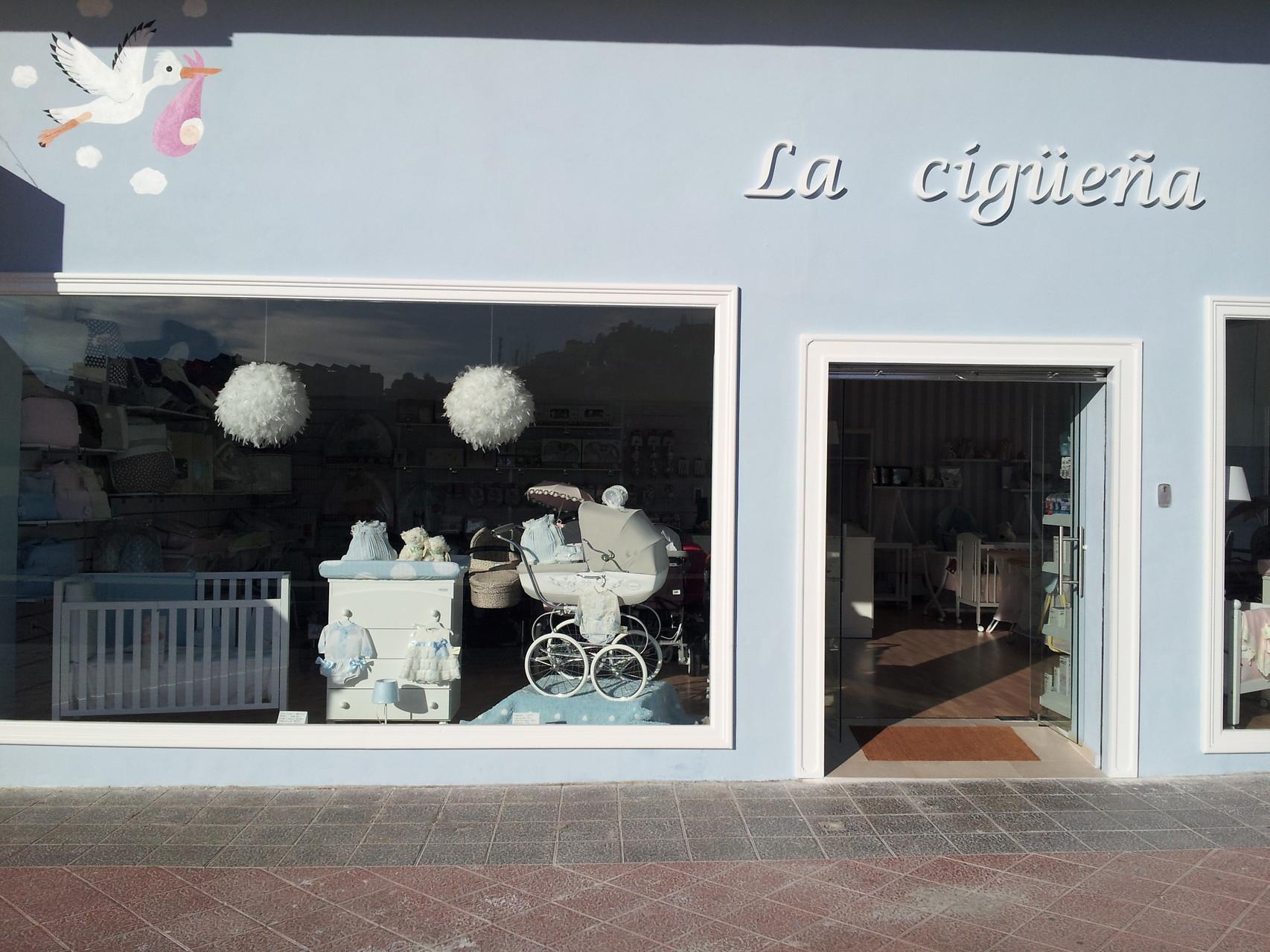 """""""La Cigüeña"""" en Almuñecar (Granada)"""