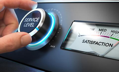 Dienstleistungs-Erfüllungs-Anzeige