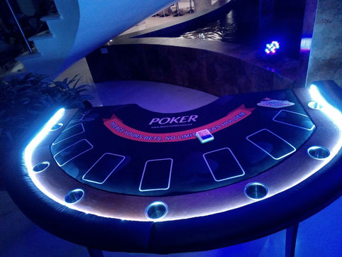 renta de juegos de casino