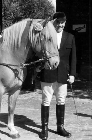 Coco war unser erstes Voltipferd äh Pony