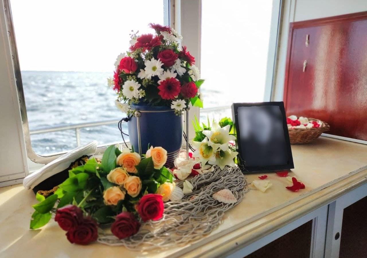Beerdigung Seebestattung