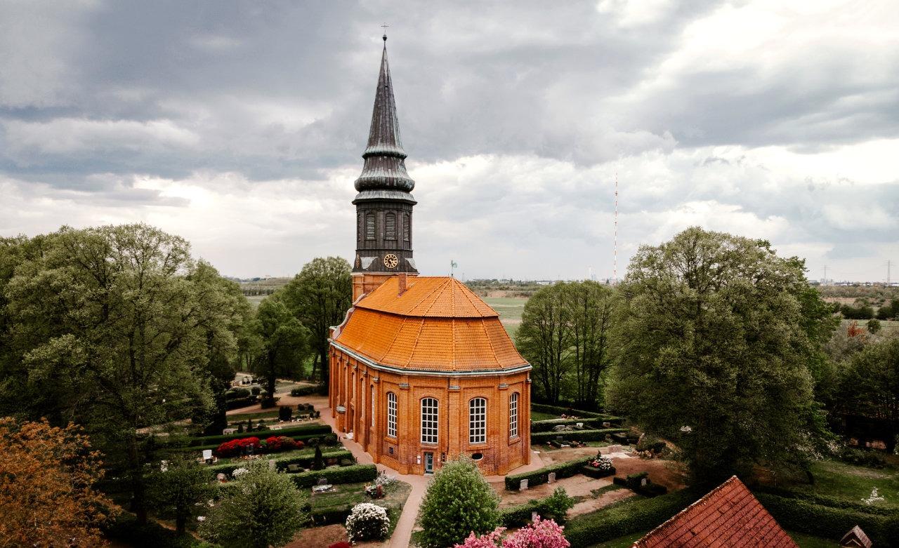 Kapelle Friedhof Billwerder