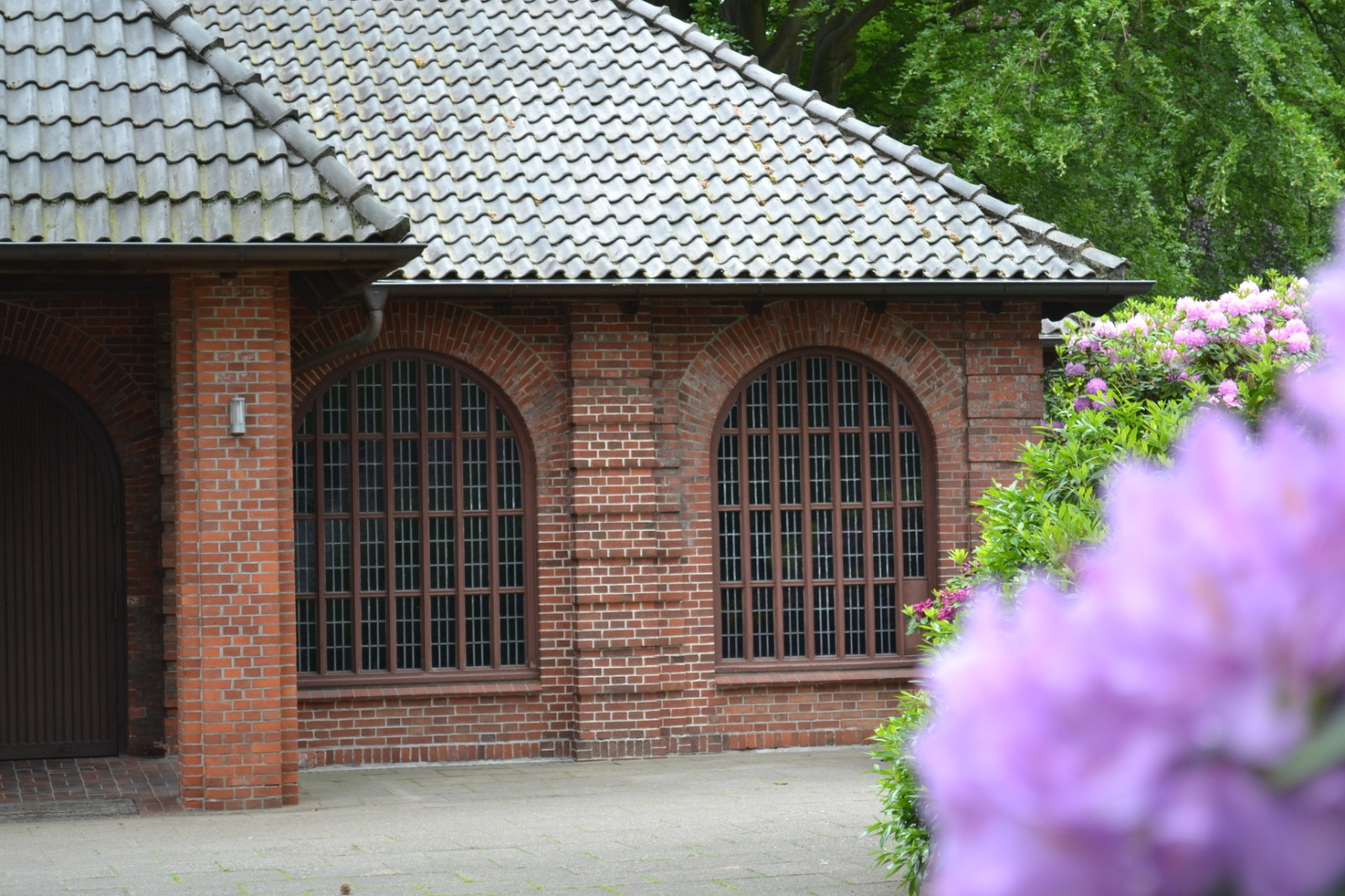 Kapelle Friedhof Tonndorf