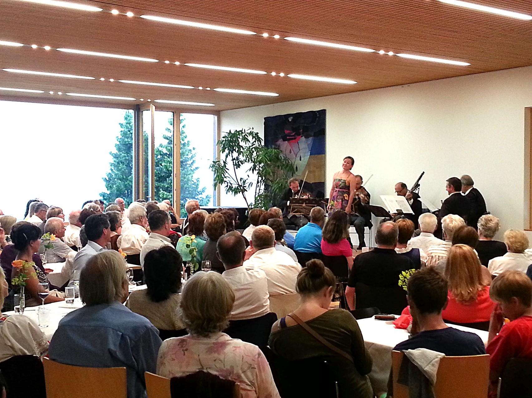 Kultursaal - Konzert Symphonisches Schrammelquintett Wien
