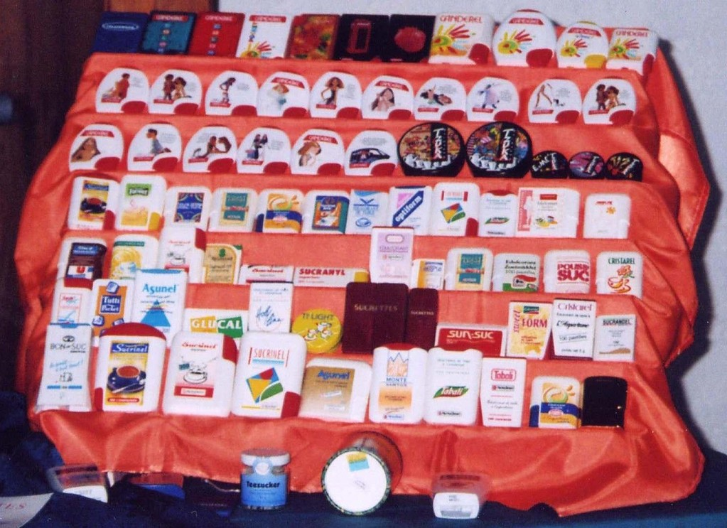 Exposition a ruaudin en 2004 glyco646 collection tout sucre - Collectionneur de sucre ...