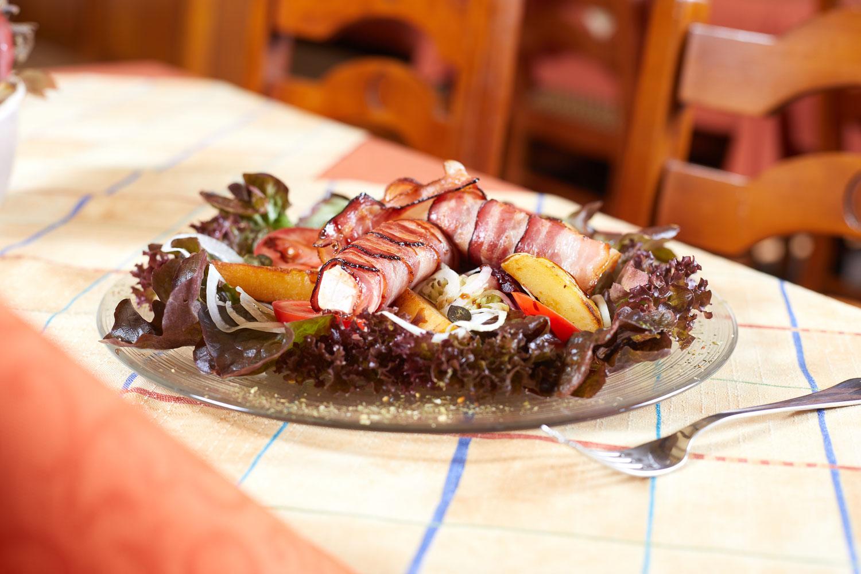 Salat hat immer Saison