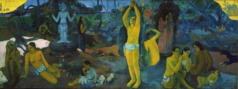 Woher kommen wir? Wer sind wir? Wohin gehen wir? - Paul Gauguin (Foto: CC0) - Praxis für Psychotherapie, Barbara Schlemmer, Dipl. Psychologin