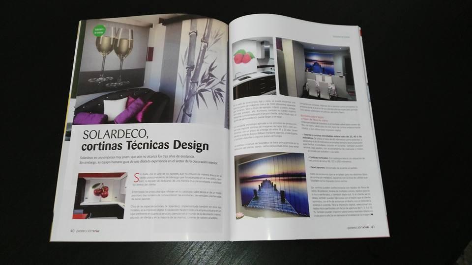 revista decoracion vertical digital